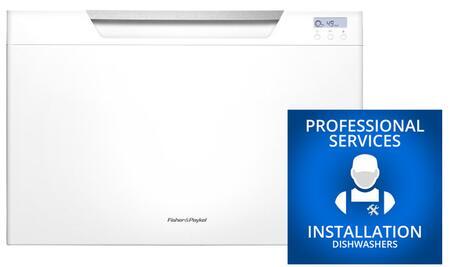Fisher Paykel 660105 DishDrawer Built-In Dishwashers