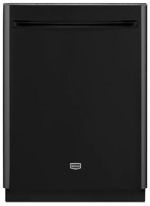 "Maytag MDB8959SAB 24"" JetClean Plus Series Built-In Fully Integrated Dishwasher"