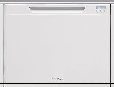 Fisher Paykel DD24SCTW6V2 DishDrawer Series Drawers Semi-Integrated Dishwasher