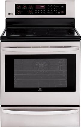 LG LRE3025ST  Electric Freestanding