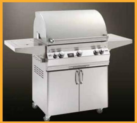 FireMagic A540S3E1P61 Freestanding Liquid Propane Grill, in Stainless Steel