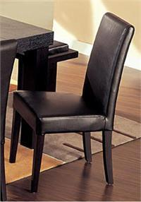 Global Furniture USA G020DCCP001 Contemporary Wood Frame Dining Room Chair