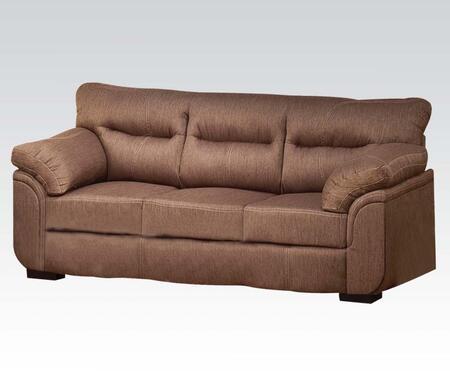 Acme Furniture 51690 Avalon Series  Linen Sofa