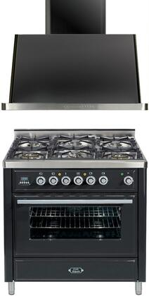 Ilve 721399 Kitchen Appliance Packages