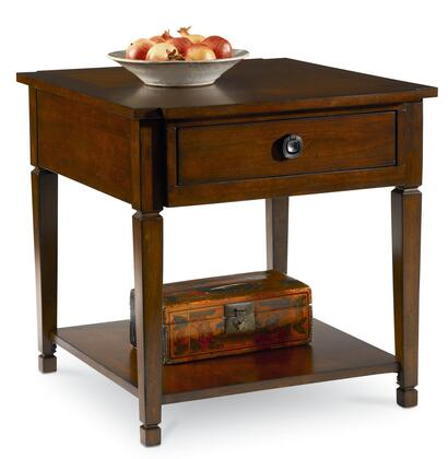 Lane Furniture 1203507 Colston Series Traditional Rectangular End Table