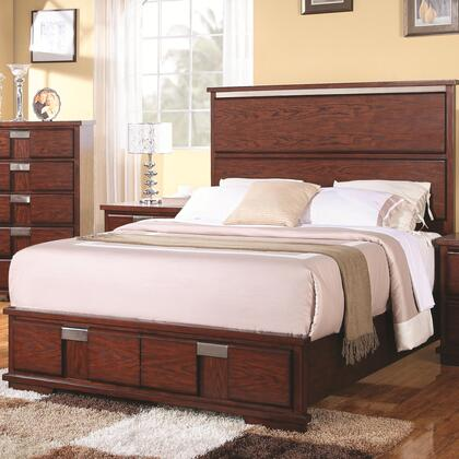 Coaster 202241Q Hyland Series  Queen Size Panel Bed