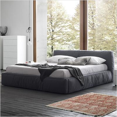 Rossetto T411601375G97 Twist Series  King Size Bed