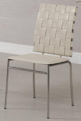 Coaster 120431CRM  Dining Room Chair