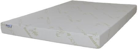 MLily DREAMER6K Dreamer Series King Size Memory Foam Top Mattress