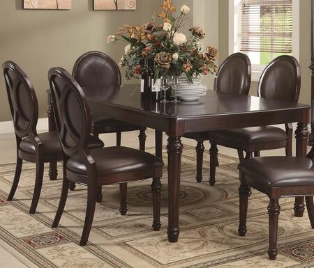 Coaster 103201SET5 Davina Dining Room Sets