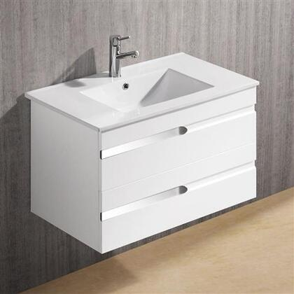 "Vigo VG09031001 32"" Ethereal-Petit Single Bathroom Vanity"