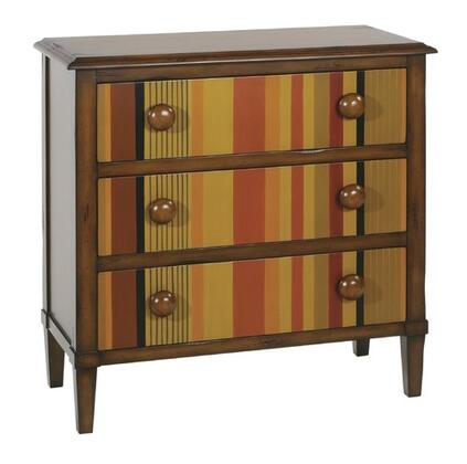 Gail's Accents 40018CH Topeka Series Wood Chest