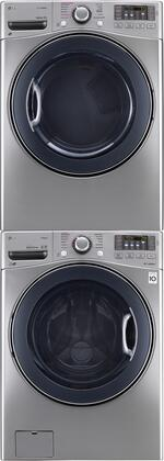 LG 719026 Washer and Dryer Combos