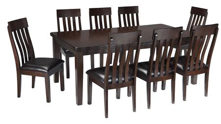 Signature Design by Ashley D596T8C Haddigan Dining Room Sets