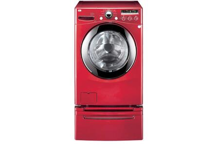 Lg Wm2301hr 4 2 Cu Ft Front Load Washer Appliances