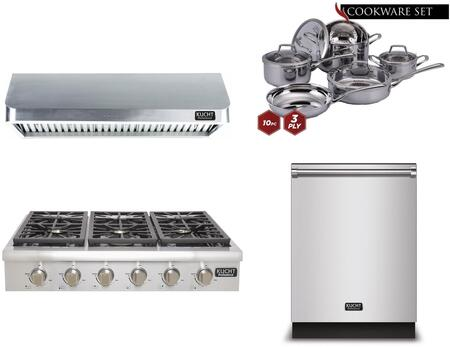 Kucht 810592 Professional Kitchen Appliance Packages