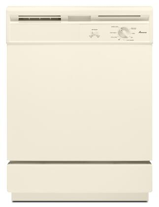 Amana ADB1000AWQ  Built-In Full Console Dishwasher with in Bisque