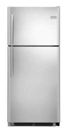 Frigidaire FPHI2188PF Professional Series Freestanding Top Freezer Refrigerator with 20.6 cu. ft. Total Capacity  5.3 cu. ft. Freezer Capacity