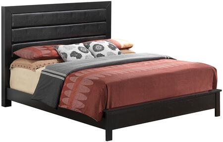 Glory Furniture G2450AFB Aries Series  Full Size Panel Bed