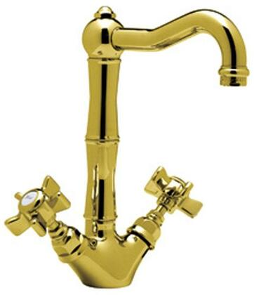 Rohl Italian Country Kitchen Inca Brass