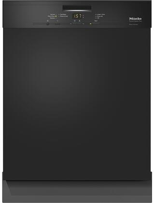 "Miele G4926Ux 24"" Energy Star Qualified Built-In Full Console Dishwasher with 13 Place Settings, 5 Cycles, Double Waterproof System, and Delay Start, in"