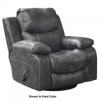 Catnapper 43105126201306201 Catalina Series Contemporary Bonded Leather Metal Frame  Recliners