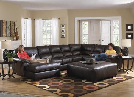 "Jackson Furniture Lawson Collection 4243-75-30-72- 160"" 3-Piece Sectional with Left Arm Facing Chaise, Armless Sofa and Right Arm Facing Section with Corner in"