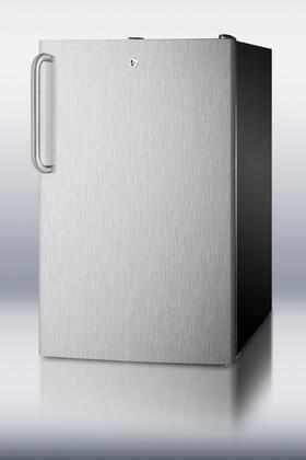 "Summit SWC525LBIDS7SSTBADA 19.94""  Wine Cooler"