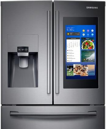 Samsung Rf28nhedbs 36 Inch French Door Refrigerator With