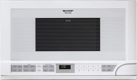 Sharp R1211T Over the Counter Microwave Oven