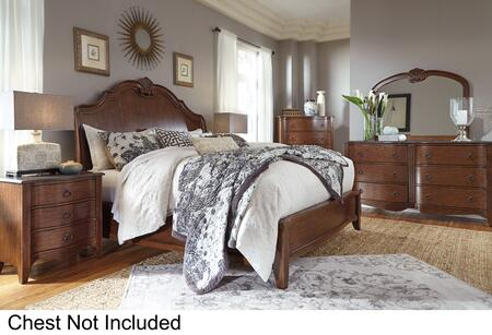 Signature Design by Ashley B708QSBDMN Balinder Queen Bedroom