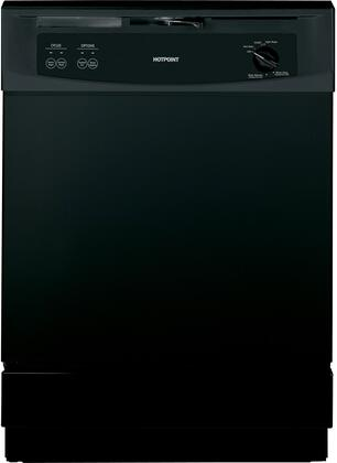 Hotpoint HDA2000VBB 2000 Series Built-In Full Console Dishwasher