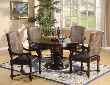 Coaster 180030SET5 Riverside Dining Room Sets