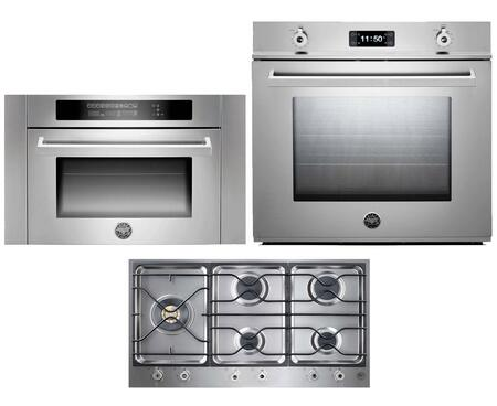 Bertazzoni 347258 Professional Kitchen Appliance Packages