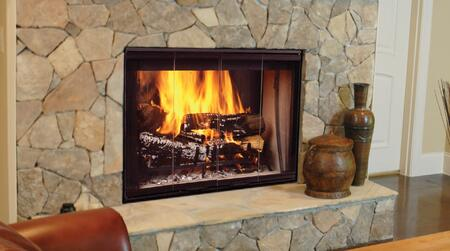 Picture for category Wood Burning Fireplaces