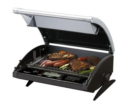 Dimplex CBQ120ELEM Portable Grill, in Black