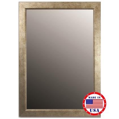 Hitchcock Butterfield 80860X 2nd Look Silver Sands Antique Copper Speckles Framed Wall Mirror