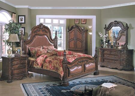 Yuan Tai PR5000Q Washington Series  Queen Size Bed