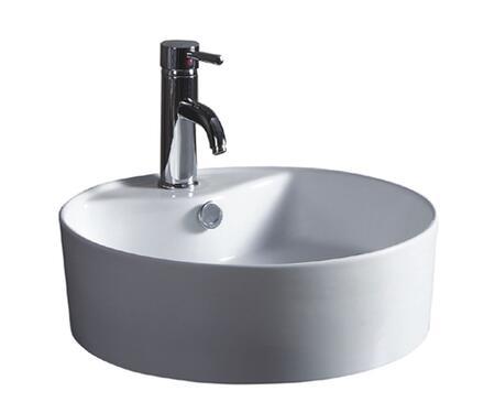 Wells CGA18186W Bath Sink