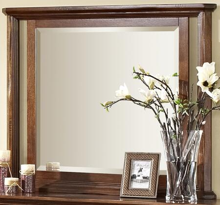 Picture of 00-139-060 Clark's Crossing 47 x 39 Dresser Mirror with Wood Construction  Detailed Molding and Sophisticated Design  in