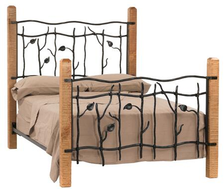 Stone County Ironworks 900997  California King Size HB & Frame Bed