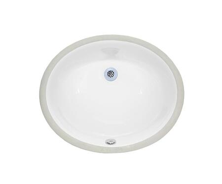 Xylem CUM177OV Bath Sink