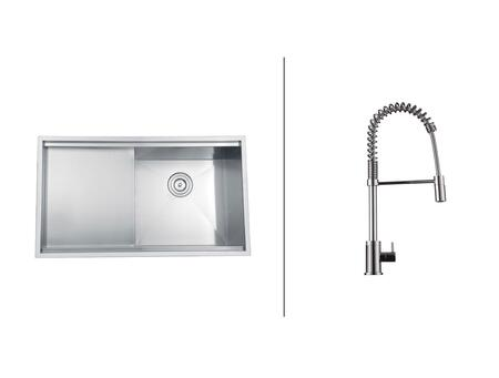 Ruvati RVC2361 Kitchen Sink