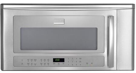 Frigidaire Professional FPBM189KF 1.8 cu. ft. Capacity Over the Range Microwave Oven
