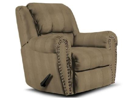 Lane Furniture 21495S401317 Summerlin Series Transitional Wood Frame  Recliners