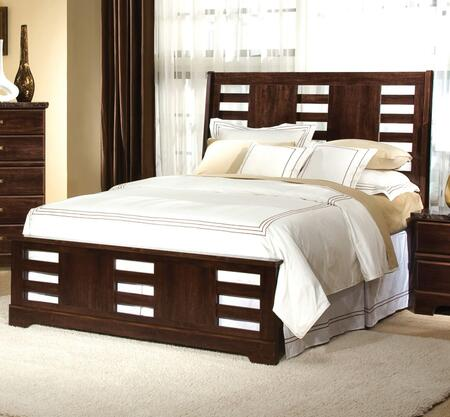 Standard Furniture 54852A Westwood Series  Queen Size Panel Bed