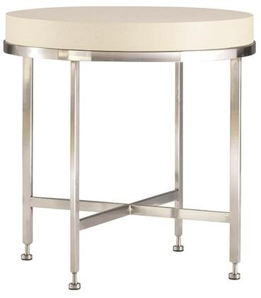 Allan Copley Designs 2060102 Galleria Series Contemporary Round End Table