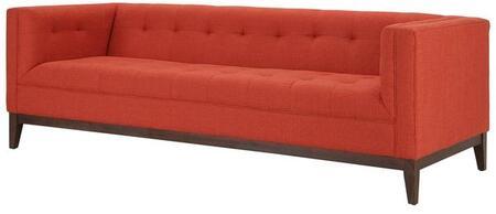 EdgeMod EM226WALBORA Huntington Series Stationary Fabric Sofa