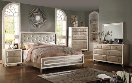 Acme Furniture 20997EK5PC Bedroom Sets
