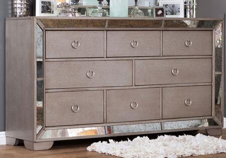 Furniture of America CM7195D Loraine Series  Dresser
